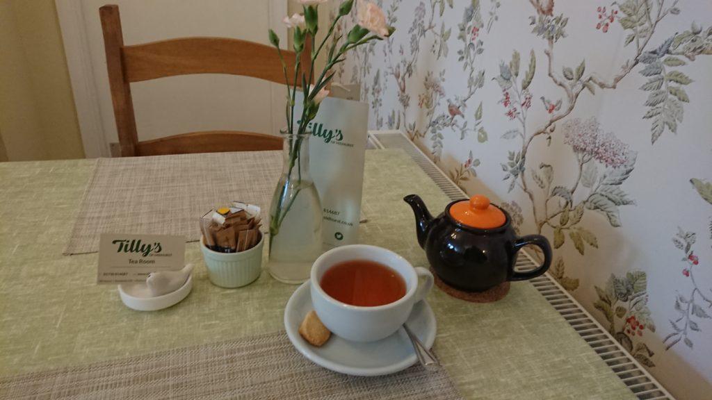 Red Bush tea Chichester
