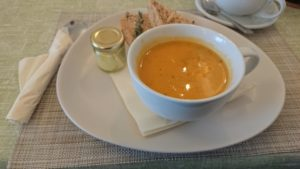 Homemade soup Midhurst Chichester