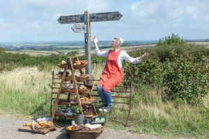 Homemade pies and bakes Weymouth Dorset the South Coast
